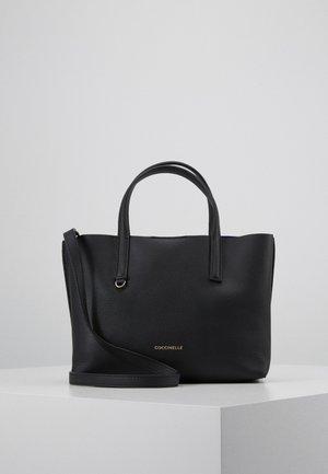 MATINEE WORK HANDBAG - Handbag - noir/curacao