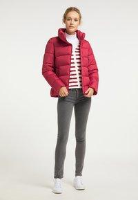 DreiMaster - Winter jacket - rot - 1