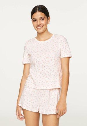 DITSY - Pyjama bottoms - rose