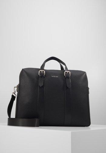 DAN BRIEFCASE - Briefcase - black