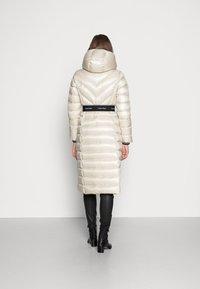 Calvin Klein - LOFTY COAT - Down coat - bleached stone - 2