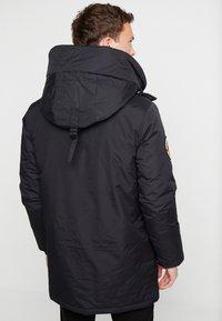 Superdry - EVEREST  - Zimní kabát - jet black - 3