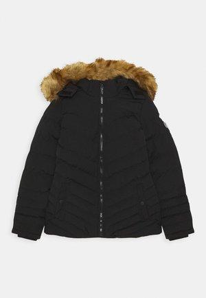 KIDS COLETA - Zimní bunda - black