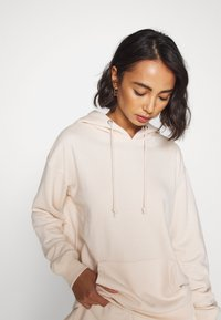 Missguided Petite - HOODIE AND JOGGER SET - Tracksuit - stone - 5
