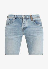 LTB - CORVIN - Denim shorts - jose wash - 4