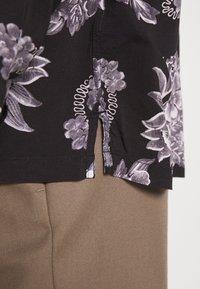 AllSaints - GARLAND - Shirt - black - 5
