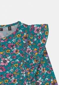 Lemon Beret - SMALL GIRLS DRESS - Jersey dress - fanfare - 2
