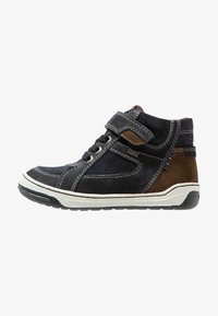 Lurchi - BARNEY-TEX - High-top trainers - atlantic/brown - 0