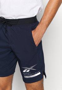 Reebok - EPIC - Pantalón corto de deporte - dark blue - 5