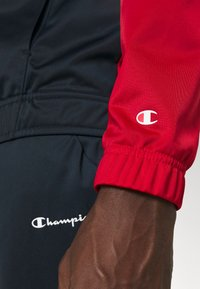 Champion - TRACKSUIT - Tracksuit - red/navy/white - 5