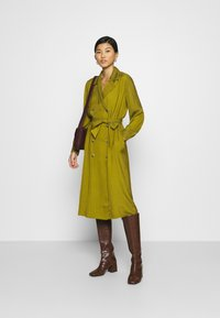 Banana Republic - MIDI TRENCH DRESS - Blousejurk - cinque terre - 1