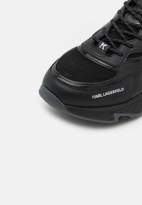 KARL LAGERFELD - BLAZE PYRO MIX - Trainers - black - 5