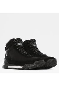 The North Face - BACK-TO-BERKELEY III - Hiking shoes - TNF Black-TNF White - 4