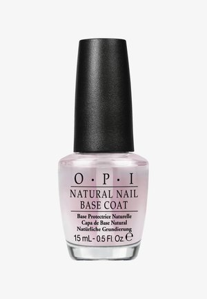 NATURAL NAIL BASE COAT - Nail polish (base coat) - NTT10