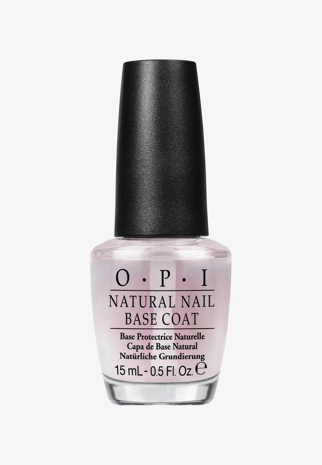 NATURAL NAIL BASE COAT - Nail polish (base coat) - NTT10