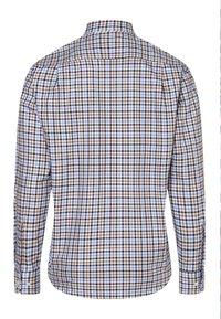 Andrew James - Shirt - braun hellblau - 1