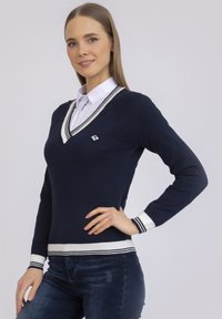 Sir Raymond Tailor - Maglione - navy - 2