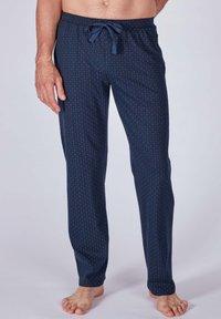 Huber Bodywear - Pyjama bottoms - dark blue - 0