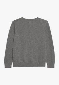 GAP - BOYS UNIFORM - Strickpullover - charcoal grey - 1