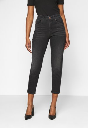 VMCLARA RELAXED TAP  - Jeans Relaxed Fit - black