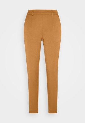 OBJLISA - Spodnie materiałowe - chipmunk