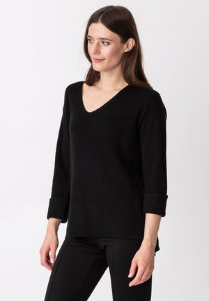 KLARA  - Jumper - black