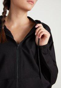 Tezenis - Zip-up sweatshirt - nero - 2