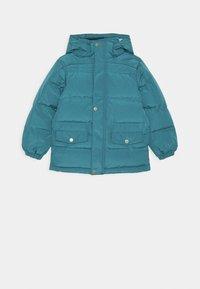 MINI A TURE - WALI JACKET - Down coat - stargazer blue - 0