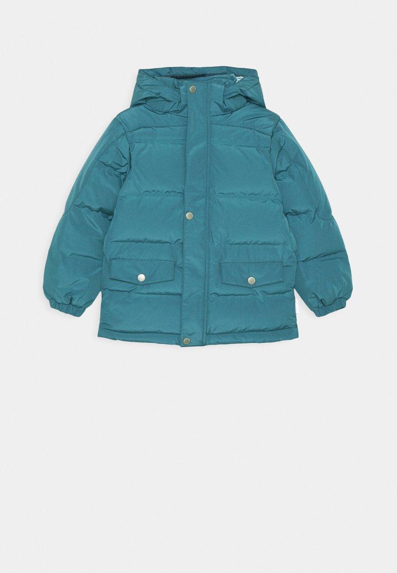 MINI A TURE - WALI JACKET - Kabát zprachového peří - stargazer blue