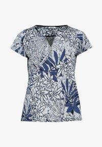Paprika - Print T-shirt - marine - 3
