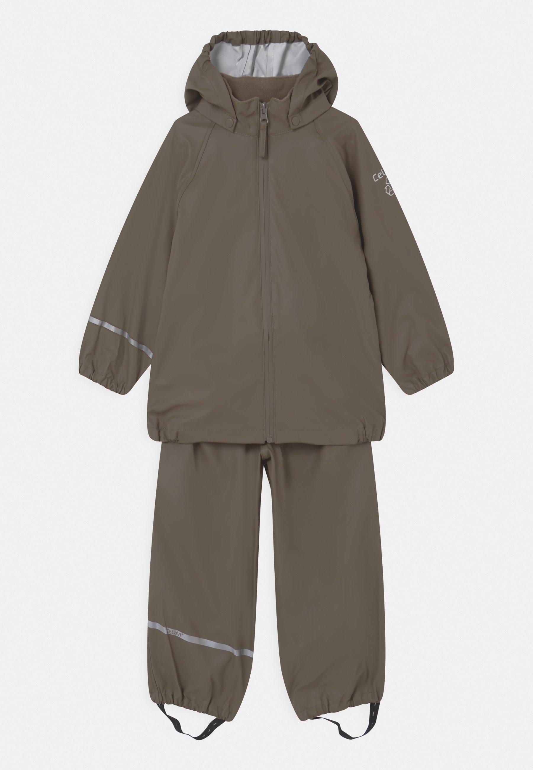 Kids BASIC RAINWEAR SET UNISEX - Rain trousers