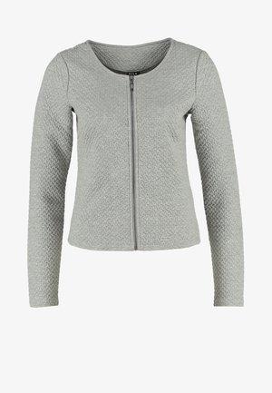 VINAJA - Kardigan - light grey melange