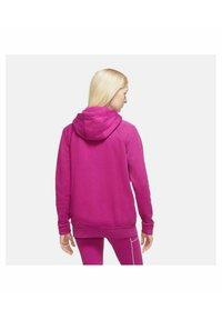 Nike Sportswear - Zip-up hoodie - lila - 2