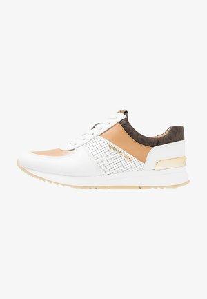 ALLIE TRAINER - Sneakers - optic white/multicolour