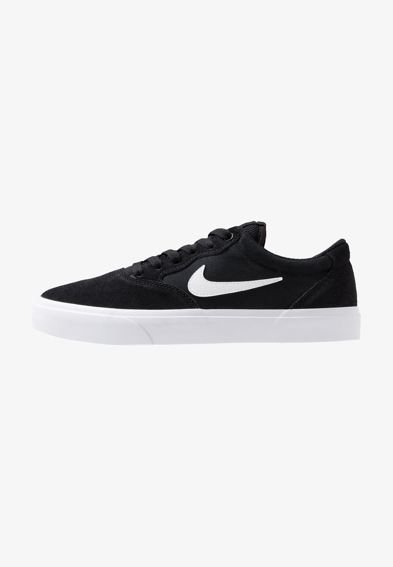 Nike SB - CHRON SLR - Trainers - black/white