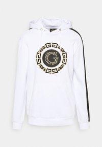 Glorious Gangsta - ORTIZ HOOD - Sweatshirt - optic white - 4