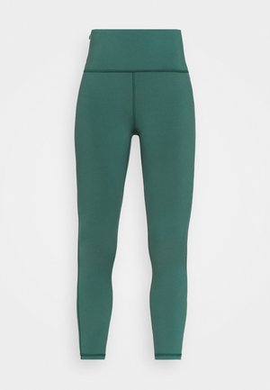 ECLIPSE SKY HIGH ZIPPER POCKET LEGGING - Legging - savvy teal