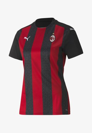 AC MILAN - Club wear - tango red-black