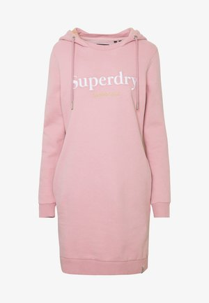 HARPER HOODED  - Vestido informal - soft pink