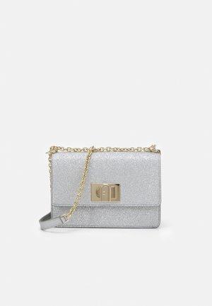 MINI CROSSBODY - Across body bag - color argento