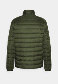 Calvin Klein - Zimní bunda - dark olive - 1