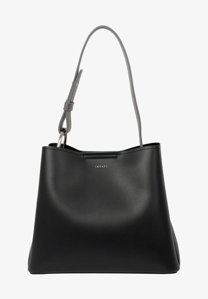 Inyati - Handbag - black-grey