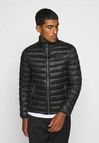 KARL LAGERFELD - JACKET - Light jacket - black - 0
