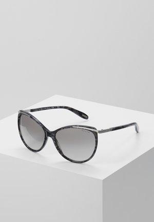 Sunglasses - black murble
