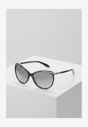 Sonnenbrille - black murble