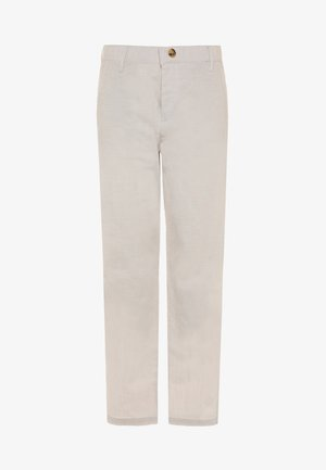 NKMFALCON PANT - Broek - white pepper