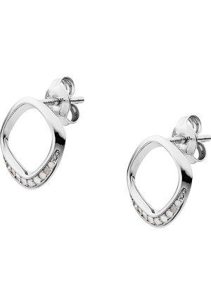FOSSIL DAMEN-OHRSCHMUCK 925ER SILBER - Earrings - silver-coloured