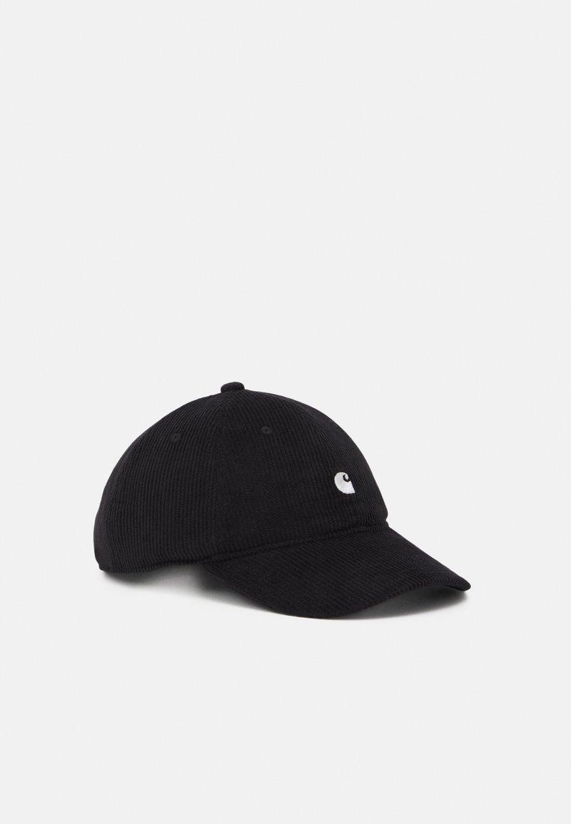 Carhartt WIP - HARLEM UNISEX  - Cap - black/white