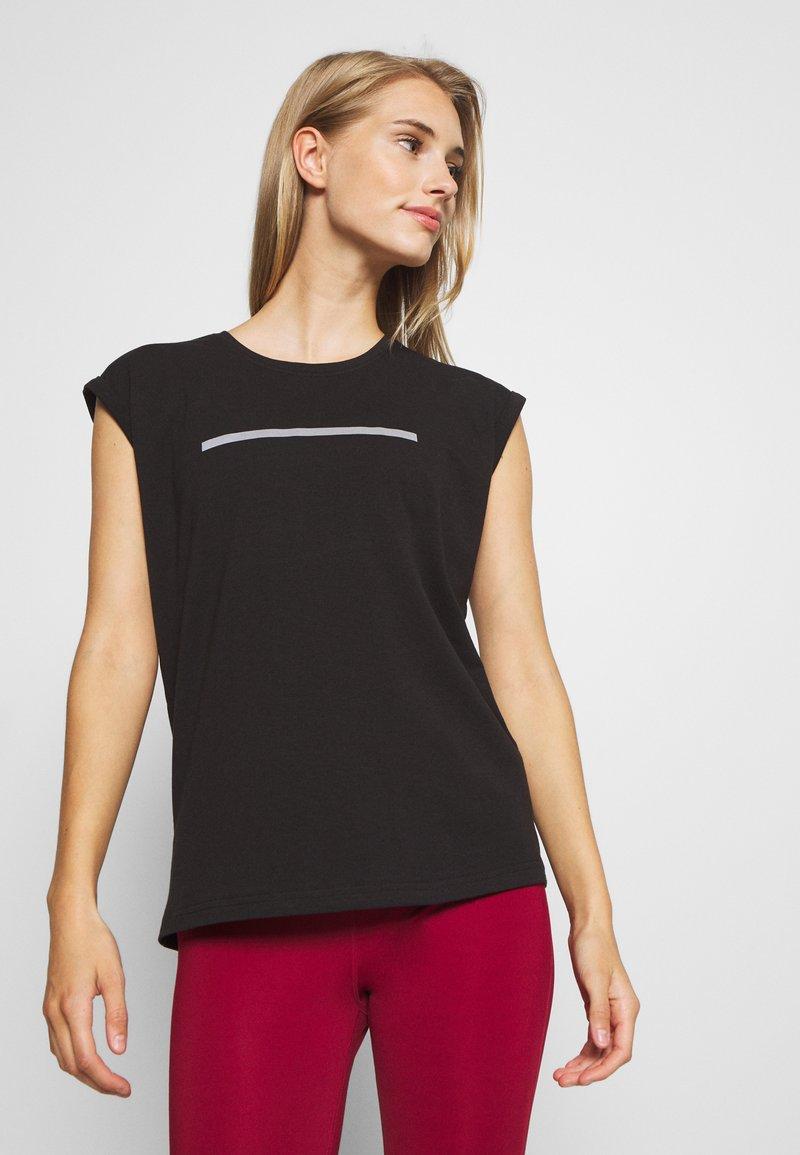 Even&Odd active - Camiseta de deporte - black