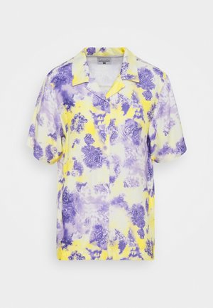 SMALL SIGNATURE PAISLEY RESORT  - Button-down blouse - lilac